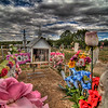 Cemetary, Chilili New Mexico.