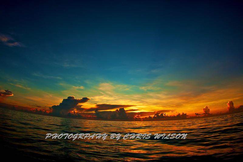 Aug Sunrise HDR 7