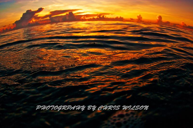 Aug Sunrise HDR 8