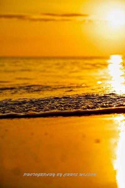 Mel Bch Sunrise HDR 20