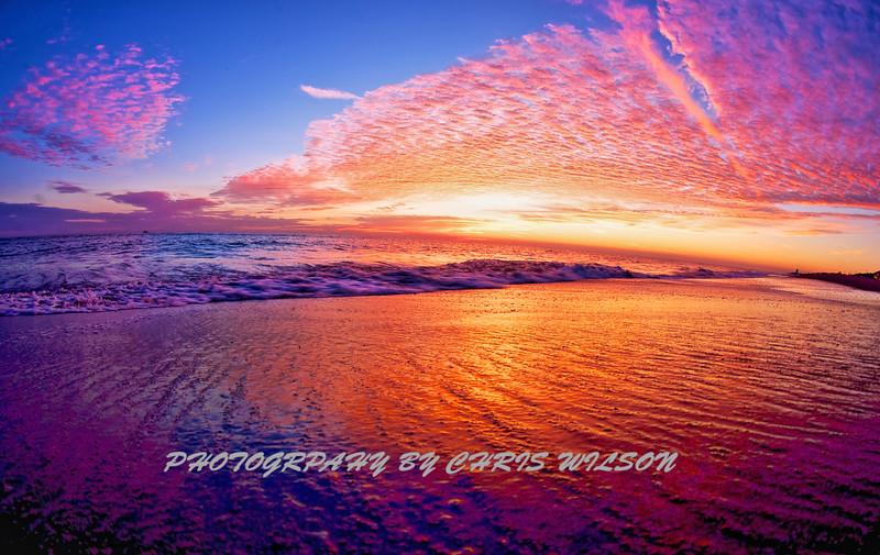 Mel Bch HDR 8 Sunrise