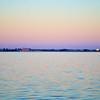 Moonrise over Melbourne