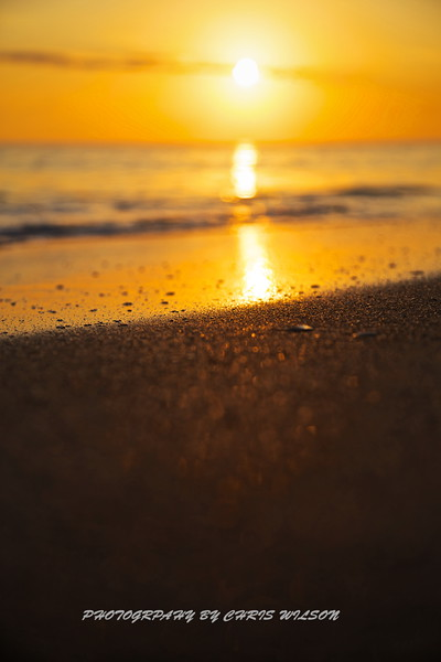 Mel Bch Sunrise HDR 14