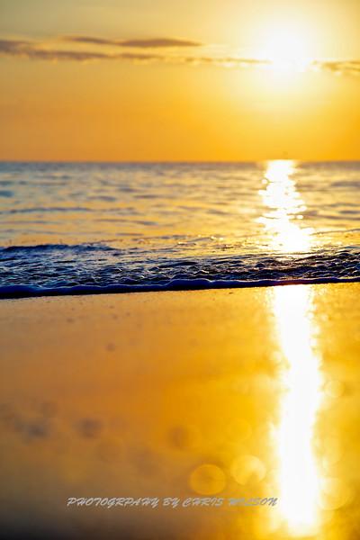 Mel Bch Sunrise HDR 19
