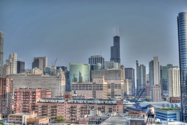HDR Photography--Chicago