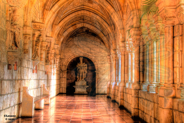 HDR - Spanish Monestary