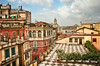 ~Rome~<br /> <br /> From the roof deck of Hotel Boliva