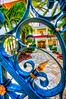 ~Through the Gate~  Southern Most House, Key West