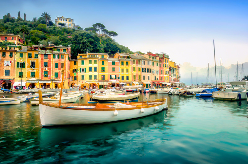 ~Heaven on Earth~<br /> <br /> Portofino, Italy is the most spectacular place on earth.