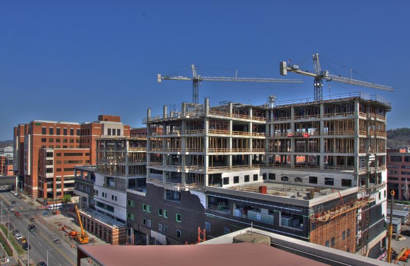 Construction at UAB