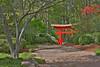 Gate to Japanese Garden