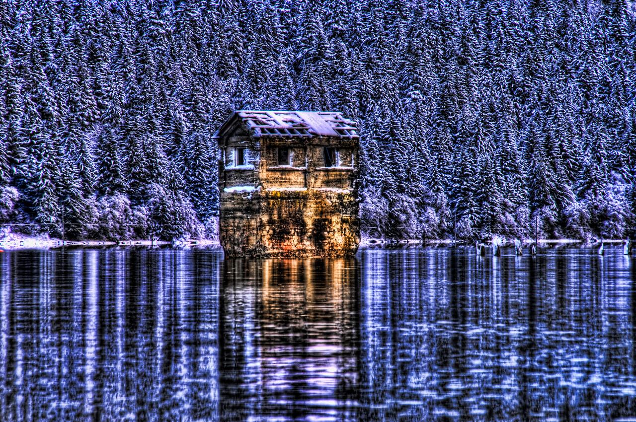 ornate pump house