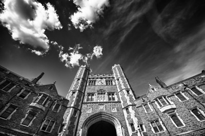 Blair Hall of Princeton University