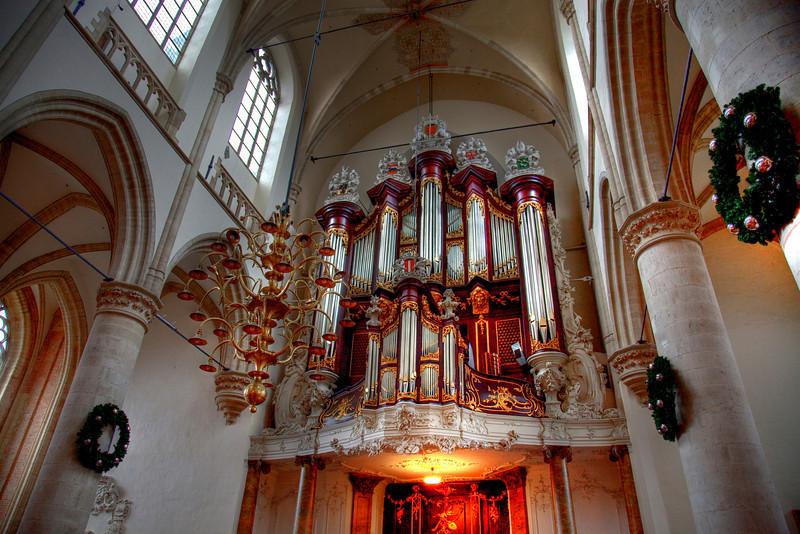 Grote Kerk Dordrecht.