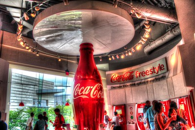 World of Coca-Cola. Atlanta, GA.