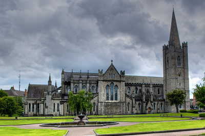 St Patricks's Cathedral, Dublin