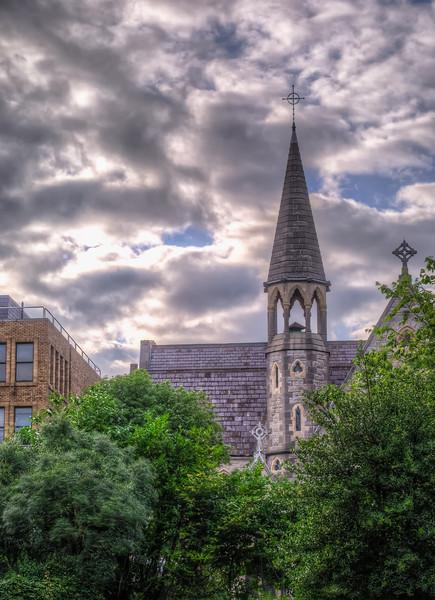 Church Off the Green