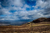 A 5 EV HDR Photograph of the ranching landscape on the island of Hawaii.  Taken with a Nikon d700, edited in HDR Efex Pro II & Lightroom.