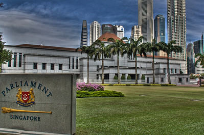Parliament House, Singapore