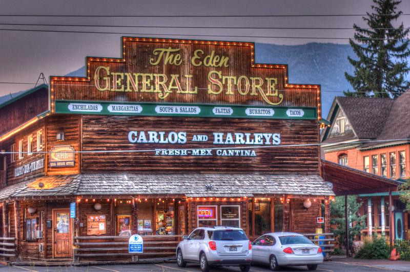 Eden, Utah general store