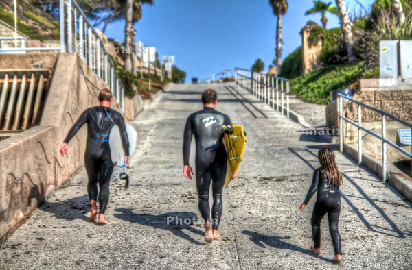 HDR Test- Solana Beach