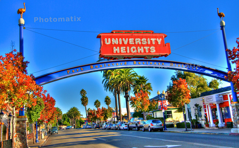 HDR Test- University Heights