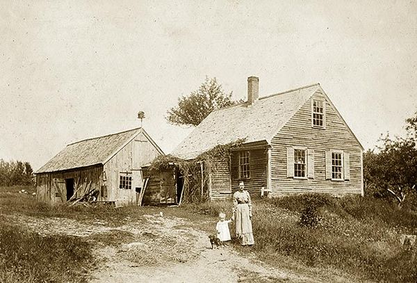 "CHESTER, VERMONT<br /> Union _Photo Co.<br /> 7""x9""<br /> ca. 1890"