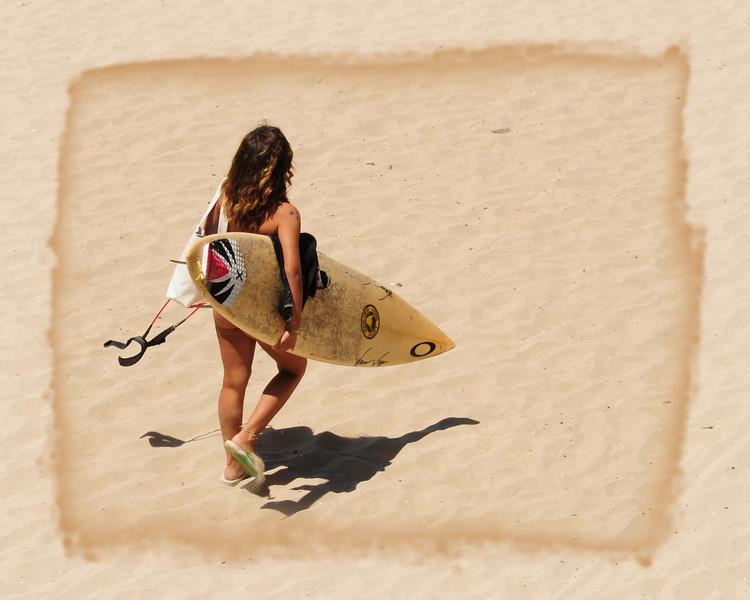 HUNTINGTON BEACH PIER_SURFER