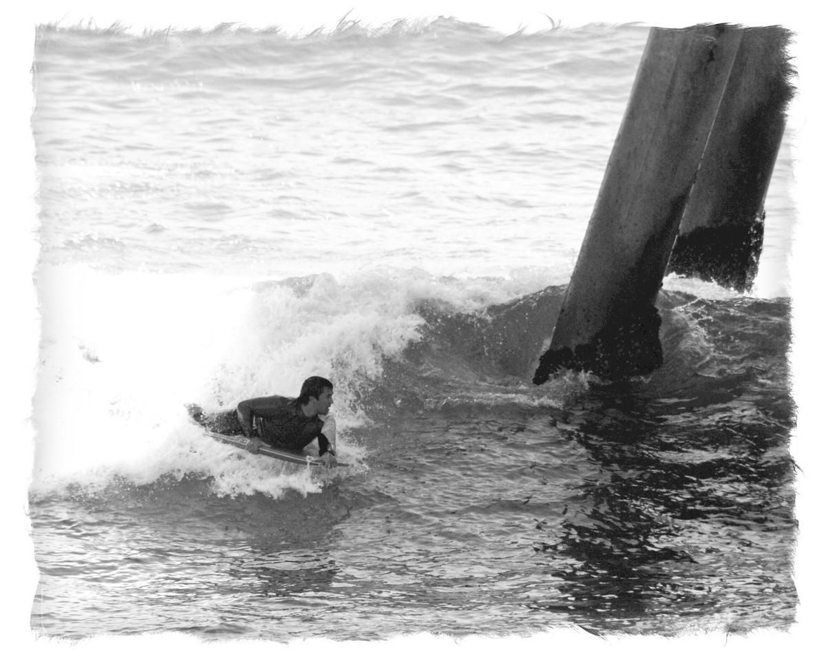 HUNTINGTON SURFER
