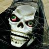 Halloween Scary Skeleton
