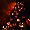 House of Jack o Lanterns in Orange County California