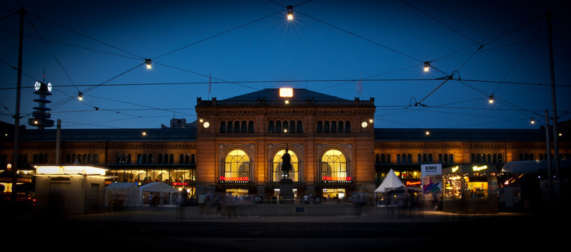 Photo-Nightwalk Hannover 2011