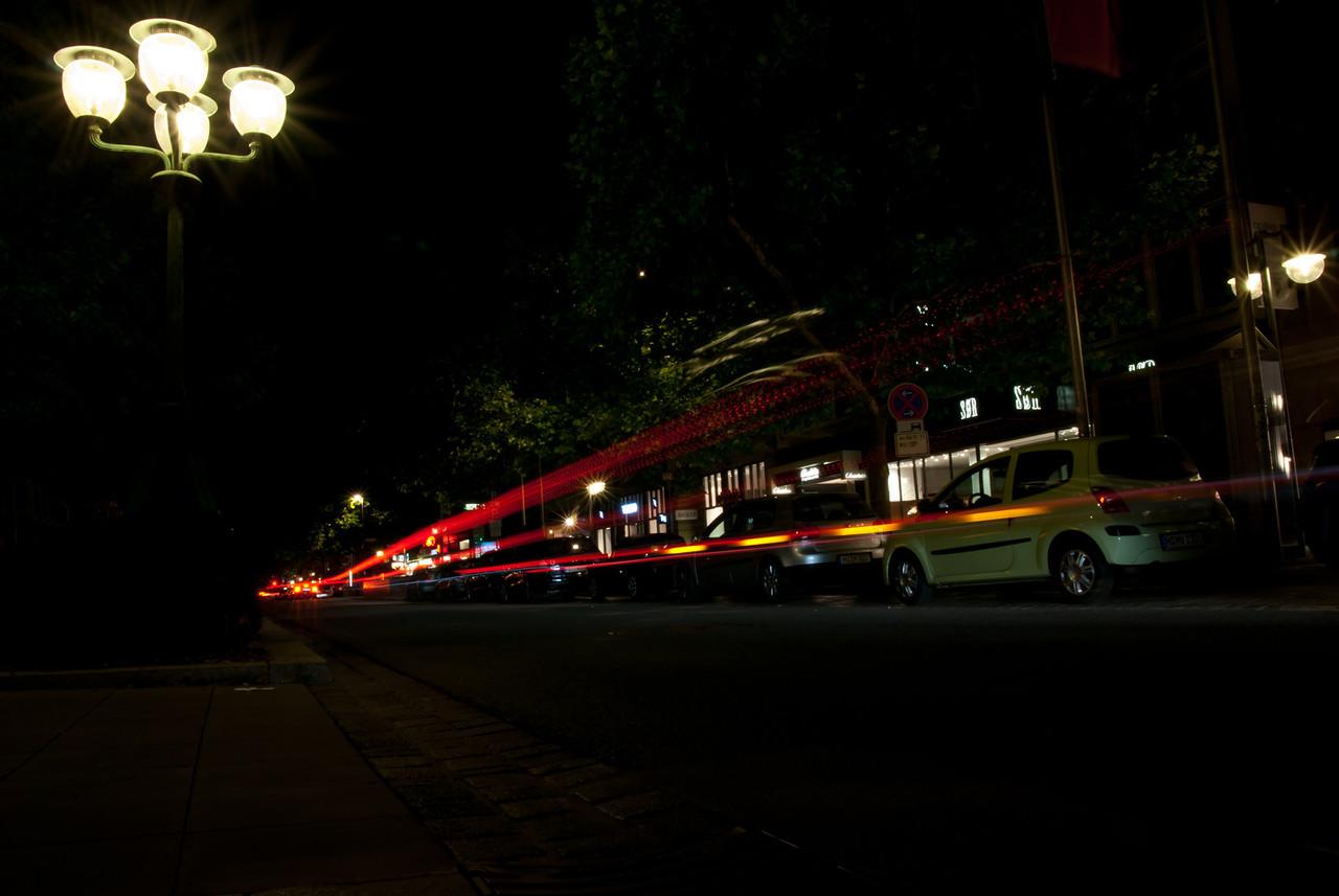 Die Georgstraße in Hannover