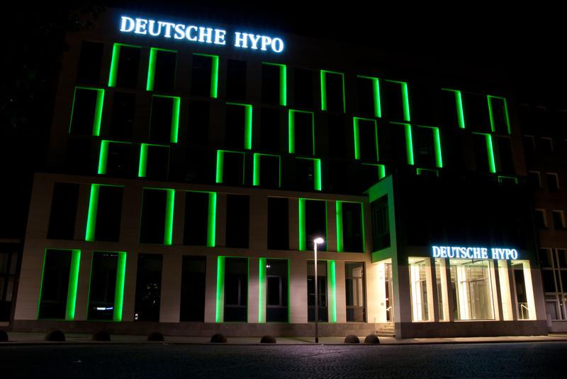 Die Deutsche Hypothekenbank am Georgsplatz