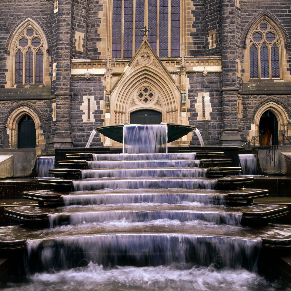 St Patrick's Cathedral, Melbourne.