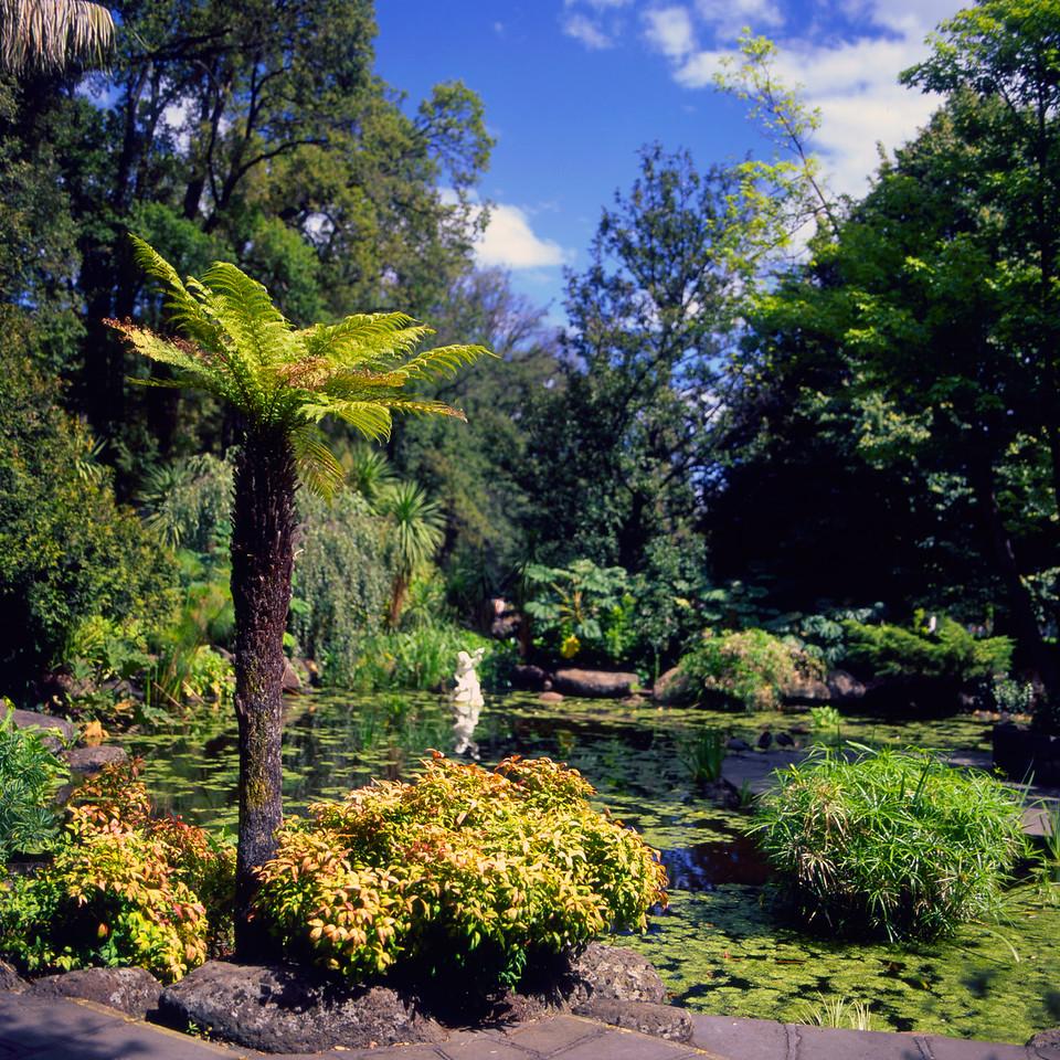 Fitzroy Gardens, Melbourne.
