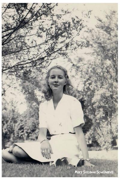 Mary Suzanne Schellhardt