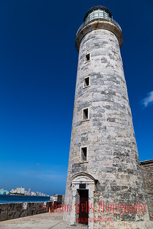 Lighthouse at Morro Castle