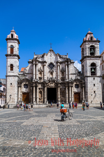 Cathedral of Havana San Cristobal