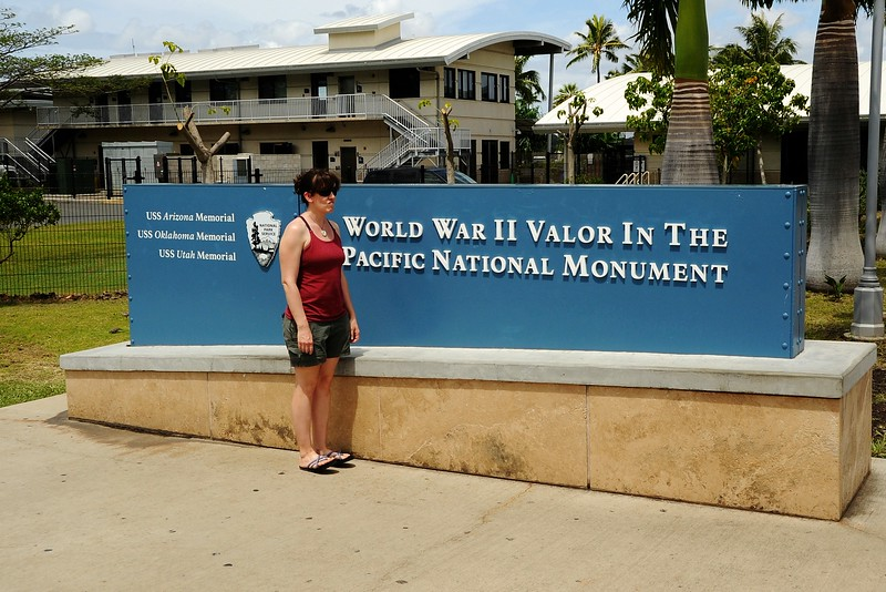 GOING TO PEARL HARBOR
