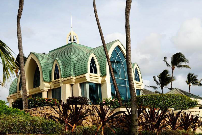 A POPULAR CHURCH FOR WEDDINGS