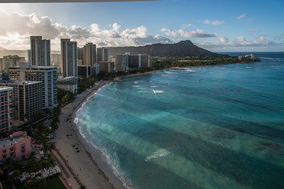 Waikiki sunrise