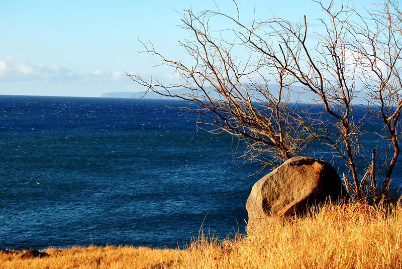 West Shore of Maui in Hawaii