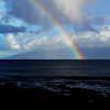 Rainbow at Maui in Hawaii