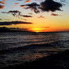 Sunset in Maui in Hawaii 51