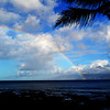 Rainbow at Maui in Hawaii 2