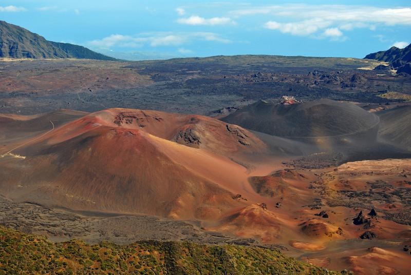 Haleakala National Park in Maui 2