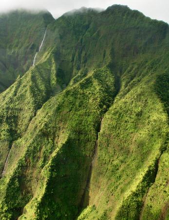 Kauai Helicopter Tour - 2007