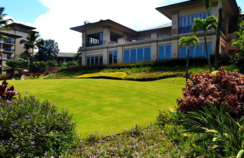 Ritz Carlton Resort near Kapalua in Maui Hawaii 2