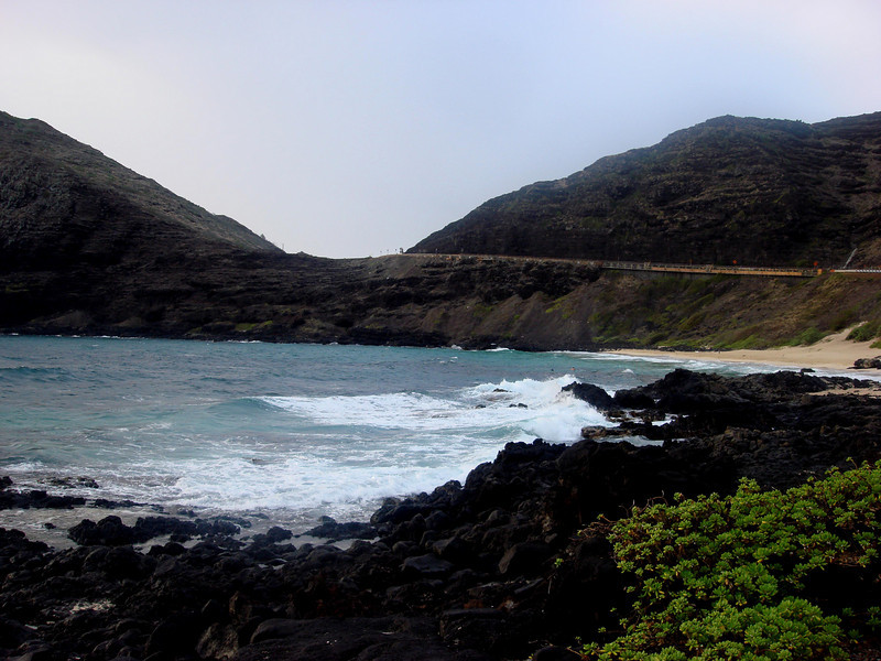 Morning Vista on East Shore of Oahu 2